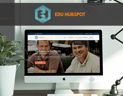 Web Design & Development for Eduhub Spot