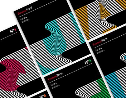 FreeportPress | Nine Covers Design | Quarterly