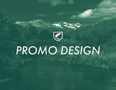 Douglas Outdoors Promo Design