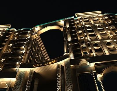 City Light (Carrefour) , Exterior Decorative Lighting