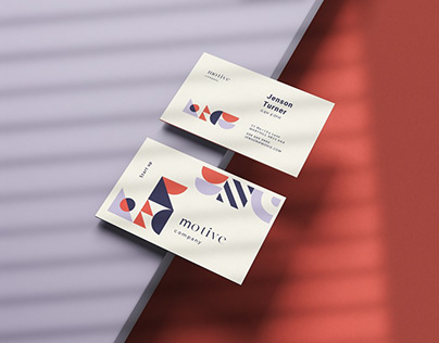Business Card - Mockup kit