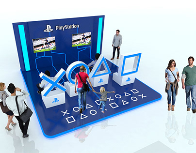PS4 Sony Stand