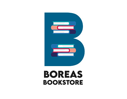 BOREAS BOOKSTORE LOGO