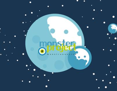 Monster Project: Monstruonautas