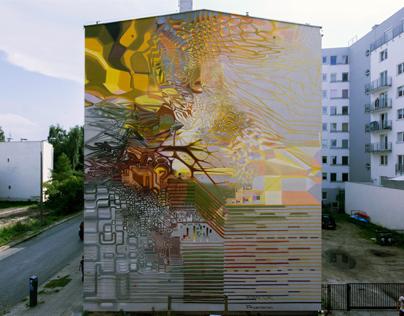 PROEMBRION, 'Atraktor', Traffic Design 2012, Gdynia