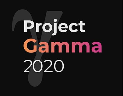Project Gamma - Periodic Elements