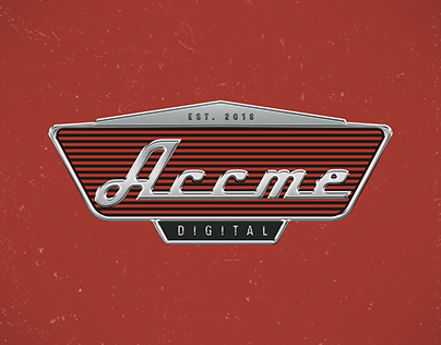 Accme Digital | 2018 Portfolio