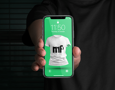 MUSCLE FORTRESS - BRANDING CONCEPT