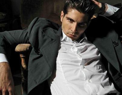 NELLE GRANDI FAUCI: catalogo di abbigliamento maschile