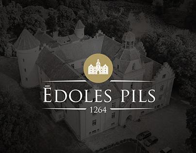 Edole Castle. Logo.