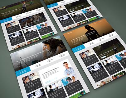 Blogs Designs for an Upcoming Website www.anhance.com