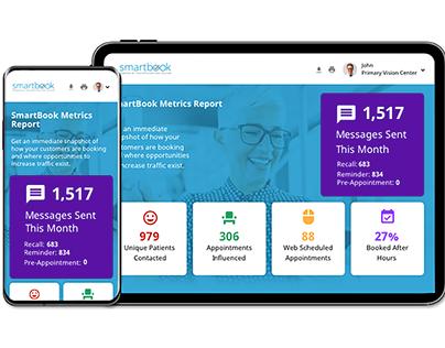 SmartBook Metrics Data Promo