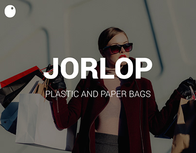 Jorlop - Plásticos e Papel // E-commerce Website