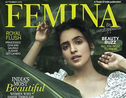 Sanya Malhotra   Femina