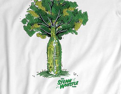 Steam Whistle T-Shirt