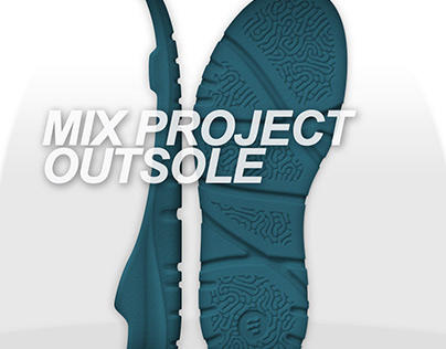 Mix Project Outsole