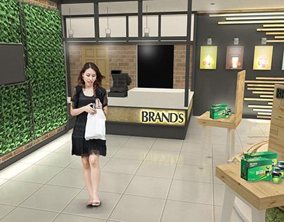 Carebos Brands's Showroom Proposal