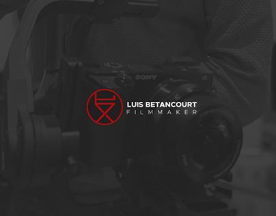 Luis Betancourt Filmmaker Brand design