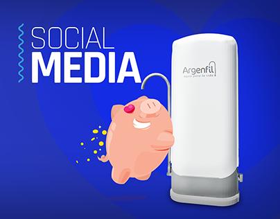 Social Media - Argenfil