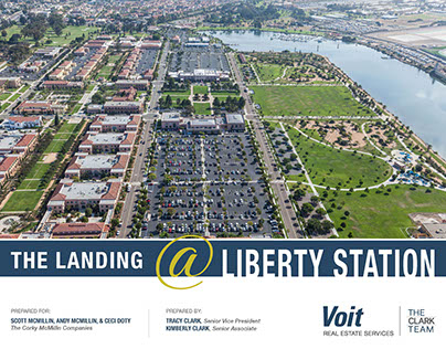 The Landing at Liberty Station