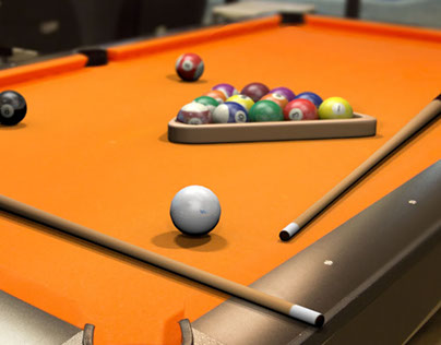 3D Installation Pool