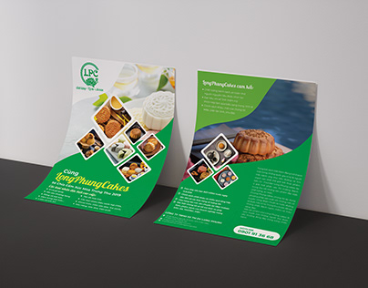 Flyer LongPhung Cakes