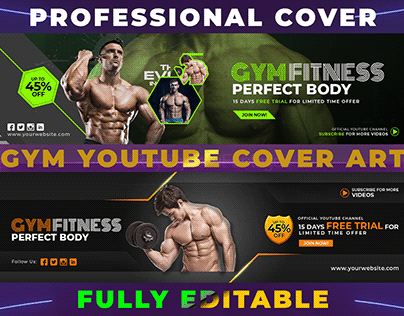 Professional Youtube Cover