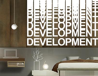 Interior development