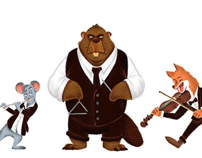 Animal Orchestra