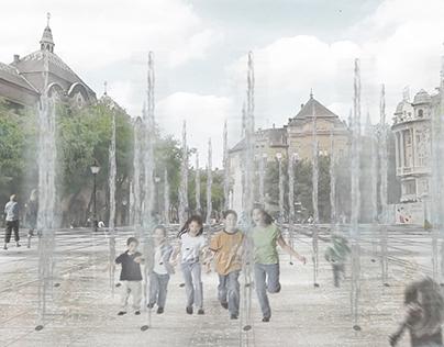 Subotica square