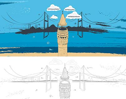 11. TRT Uluslararası Belgesel Günleri Salıncak Tasarımı