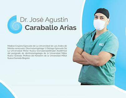 José Agustín Caraballo, Medical Brand