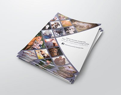 Sabine Tauscher Fotografie Flyer & Plakat