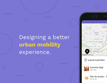 Urban Mobility | UX Research Case
