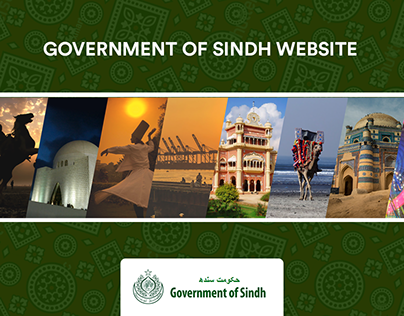 Government of Sindh Website