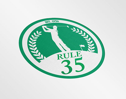 Rule 35 Cigars // Branding Development