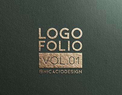 Logofolio Vol.01 - Nicácio Design