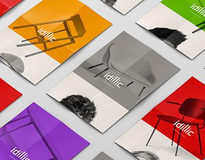 Branding 360 for idillic furniture
