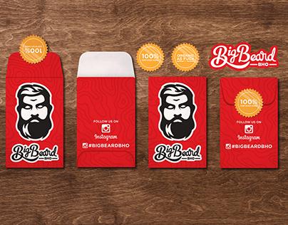 Big Beard BHO Branding & Packaging