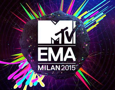 MTV EMA Styleframes