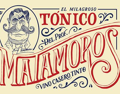 El Milagroso Tónico del prof. Matamoros.