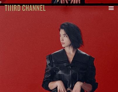 Third Channel - Website Design