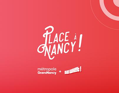 Place à Nancy