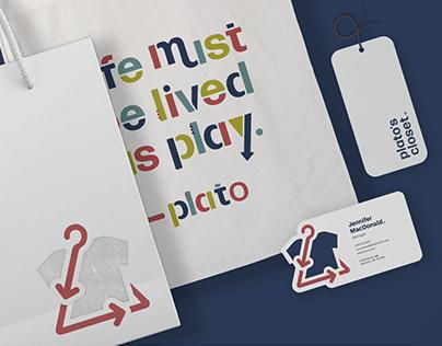 Plato's Closet Identity Rebrand