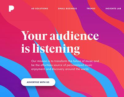 Pandora for Brands