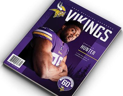 2020 Vikings Yearbook
