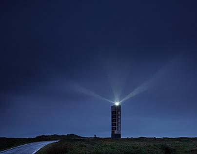 Frouxeira Lighthouse, Galicia
