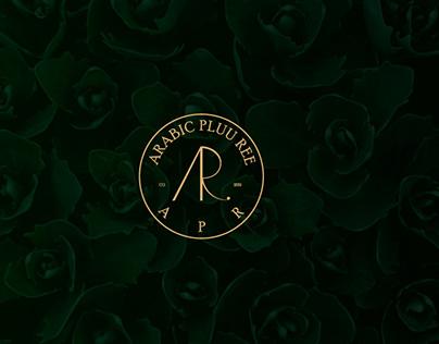 Branding & Identity Design: ARABIC PLUU REE