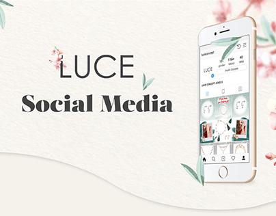 Social Media   Luce Jewelry