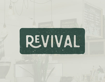 Revival Coffee | Rebrand